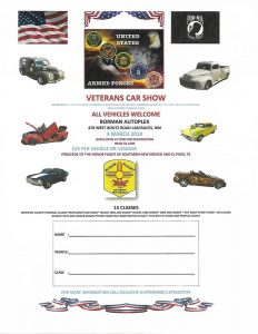 Las Cruces Veterans Car Show @ Borman Autoplex | Las Cruces | New Mexico | United States