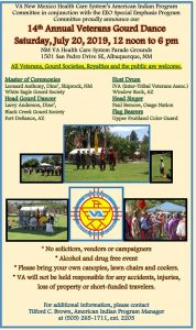 14th Annual Gourd Dance @ NM VA Heath Care System Parade Grounds