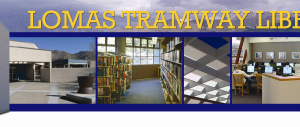 Lomas Tramway Library Veterans Outreach @ Lomas Tramway Library