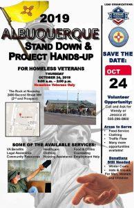 2019 Albuquerque Stand Down @ The Rock