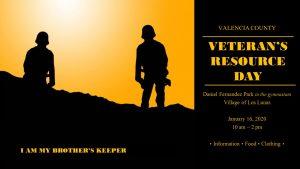 Valencia County Veterans Resource Day @ Daniel Fernandez Gym