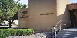 San Pedro Library Veterans Outreach @ San Pedro Library